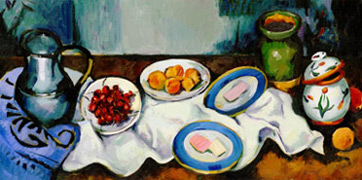 January 19th 2011 - Cézanne's 172nd Birthday
