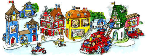 June 5th 2011 - Richard Scarry's 92nd Birthday