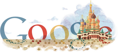 July 12th 2011 - 450th Anniversary of St. Basil's Cathedral