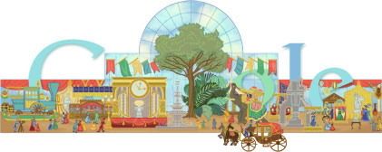 May 1st 2011 - 160th Anniversary of the first World's Fair